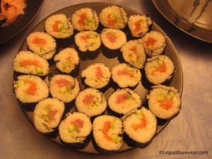 IMG 9069 300x225 Recette Maki Sushi : comment faire des Makis facilement ?