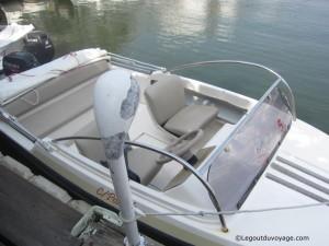 louez un bateau sans permis empuriabrava en espagne. Black Bedroom Furniture Sets. Home Design Ideas