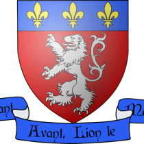 Week-end  Lyon - Blason